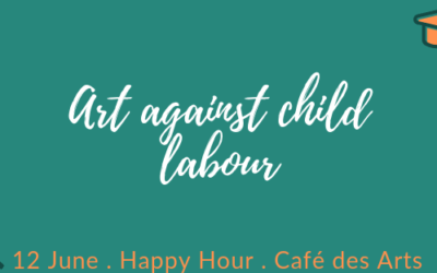 12 June 2019 : Art Against Child Labour